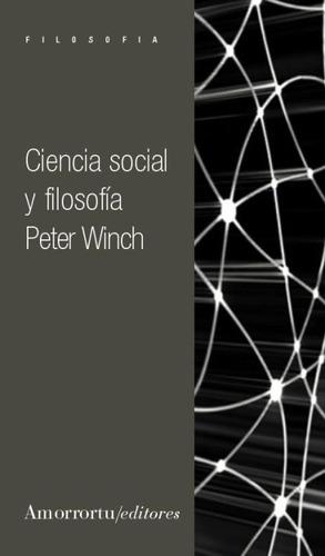 ciencia social y filosof¿a(libro filosof¿a)