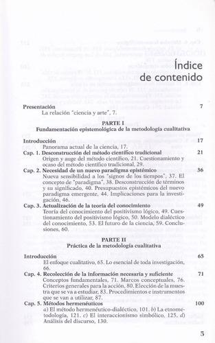 ciencia y arte en la metodologia cualitativa martinez 2015