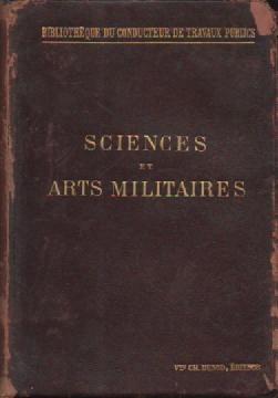 ciencia y arte militar-en frances.emile dardart
