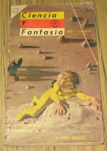 ciencia y fantasía n° 11 revista ficción 1957 - 3 relatos