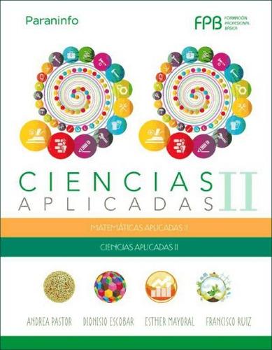 ciencias aplicadas ii, formación profesional básica(libro ci