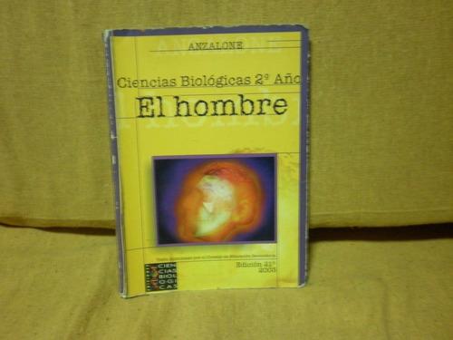 ciencias biologicas 2° año anzalone  edicion 21° 2003