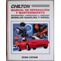 Libro Chilton Manual De Reparación Y Mantenimiento - Oceano
