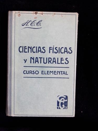 ciencias fisicas y naturales