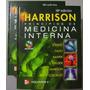 Libro Harrison De Medicina Interna 18 Ed