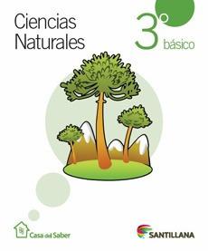 ciencias naturales 3 basico casa del saber/green libros