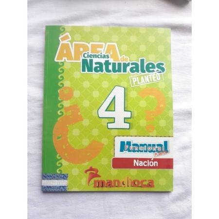 ciencias naturales 4 - nacion - area planteo - mandioca