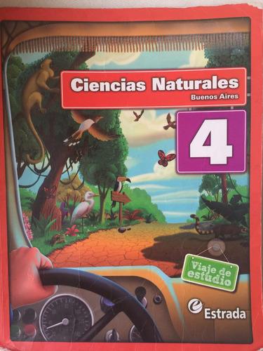 ciencias naturales 4 viaje de estudio estrada