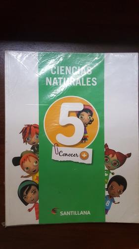 ciencias naturales 5 conocer +