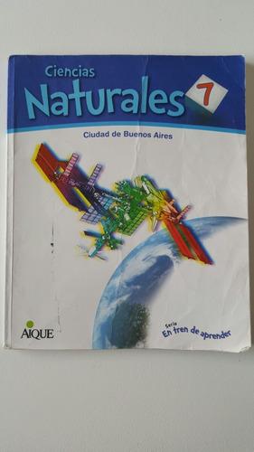 ciencias naturales 7 - aique