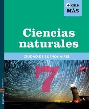 ciencias naturales 7 - caba - + que mas - edelvives