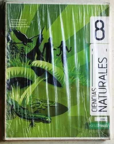 ciencias naturales 8 / ed. tinta fresca