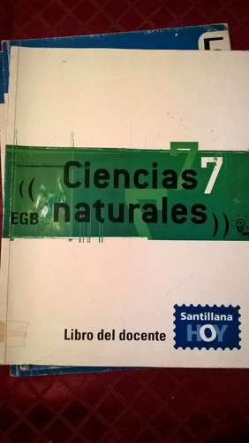 ciencias naturales libro