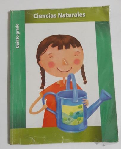 ciencias naturales quinto grado