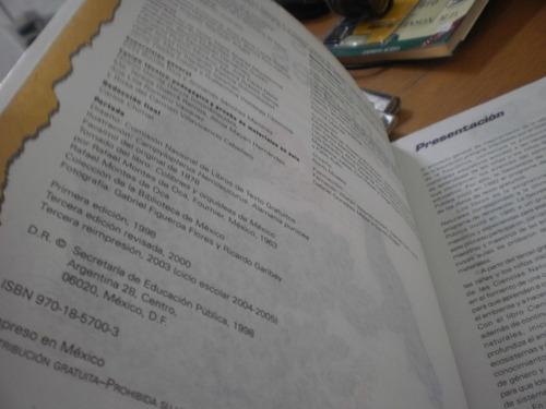 ciencias naturales - quinto grado. s e p