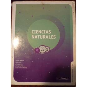 Ciencias Naturales1er Año Tinta Fresca Abelllan Bazo Caro