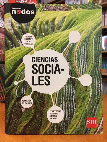 ciencias sociales 1 - proyecto nodos - sm