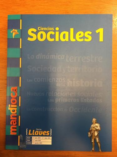 ciencias sociales 1 - serie llaves - mandioca - rincon 9