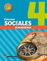 ciencias sociales 4 bonaerense - en movimiento - santillana