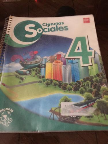 ciencias sociales 4 sm planeta amigo