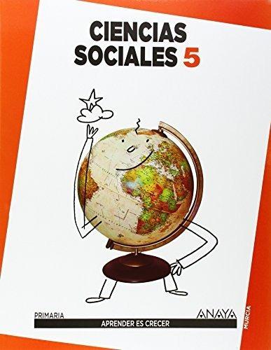 ciencias sociales 5. (aprender es crecer); carl envío gratis