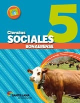 ciencias sociales 5 bonaerense - en movimiento - santillana