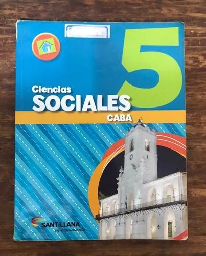 ciencias sociales 5 caba