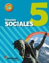 ciencias sociales 5 -  nacion en movimiento - santillana