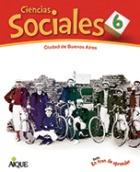 ciencias sociales 6 ciudad en tren de aprender - aique -