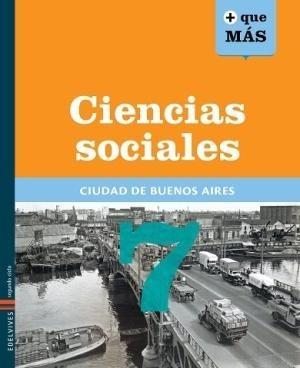 ciencias sociales 7 - caba + que mas - edelvives