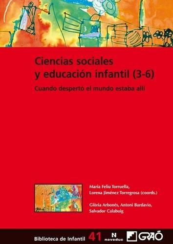 ciencias sociales y educación infantil (grao)