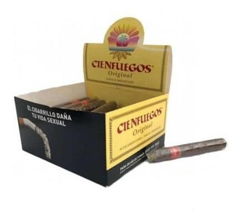 cienfuegos originales x10 purito cigarro puro tabaco natural