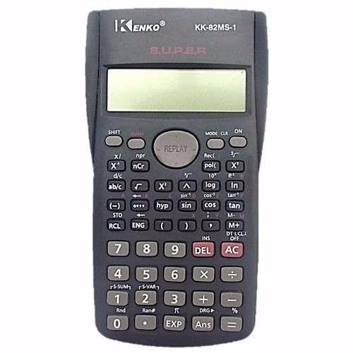 científica kenko calculadora