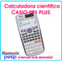 Calculadora Cientifica Casio Fx 991 Plus En Remate
