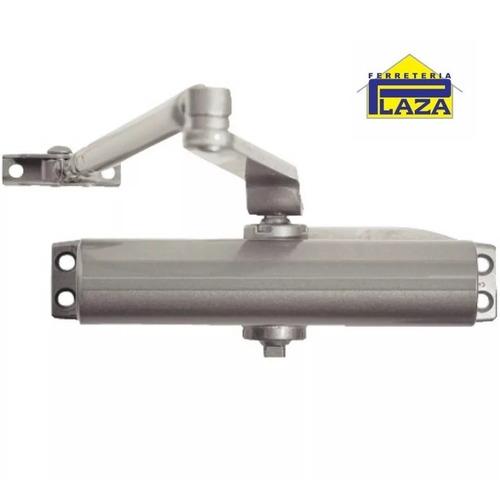 cierra puerta hidráulico nro. 3 aluminio best value