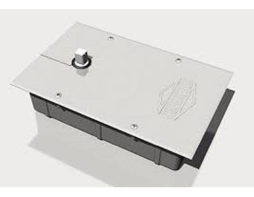 cierrapuertas de piso superfren -  modelo  c  tapa de acero