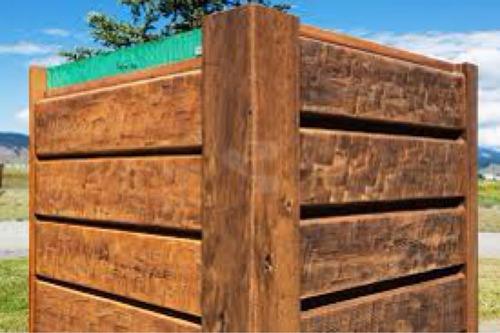cierre bulldog pandereta tipo madera