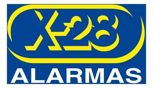 cierre centralizado x-28 - 4 puertas