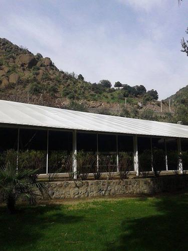 cierre de terraza,galpones,sellado en tela pvc