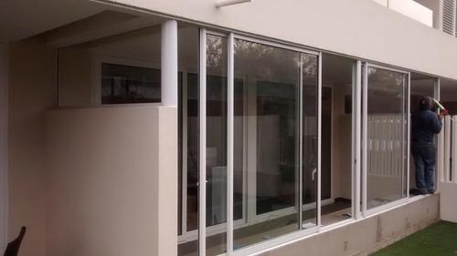 cierres de balcon termopaneles cierres de oficina aluminio