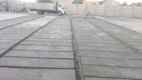 cierres perimetrales de hormigón y venta de materiales