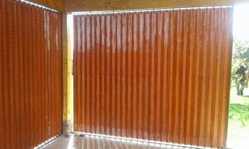 cierres -  quinchos - terrazas aislantes de frío