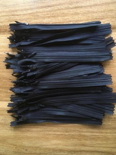 cierres ykk invisible de poliester de 14 cm - saldo 37 unis