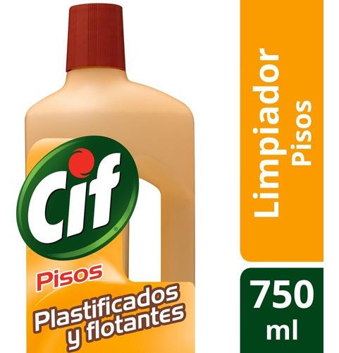 cif p/pi.plas.y flotanteliquido 750 ccbot.plast