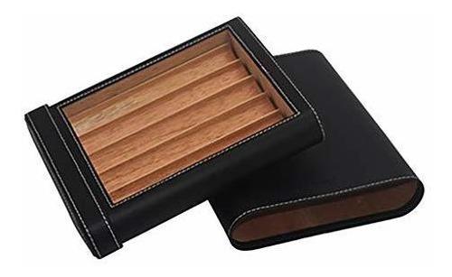 cigar box 5 sticks mellow humidor de cigarros cubanos import