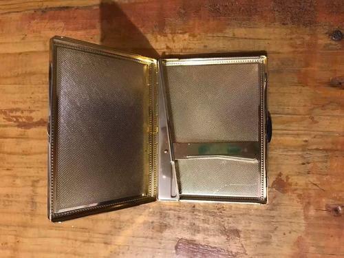 cigarrera vintage