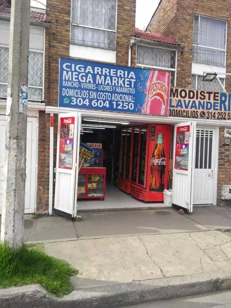 cigarrería mega market