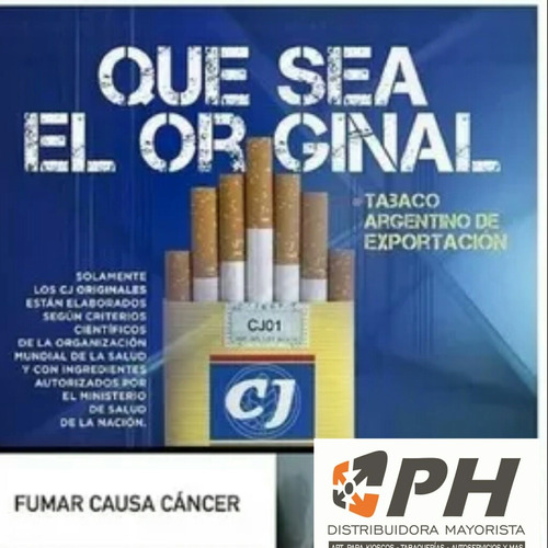 cigarrillo cj tradicional (bulto x25 cartones) $32,24 c/u