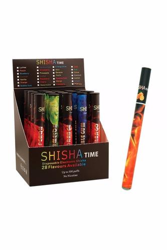 cigarrillo eléctrico esencias 500 pitada envío local $2
