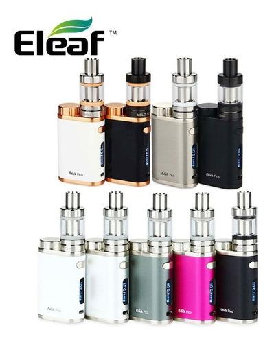cigarrillo electronico 75w original pico kit eleaf istick